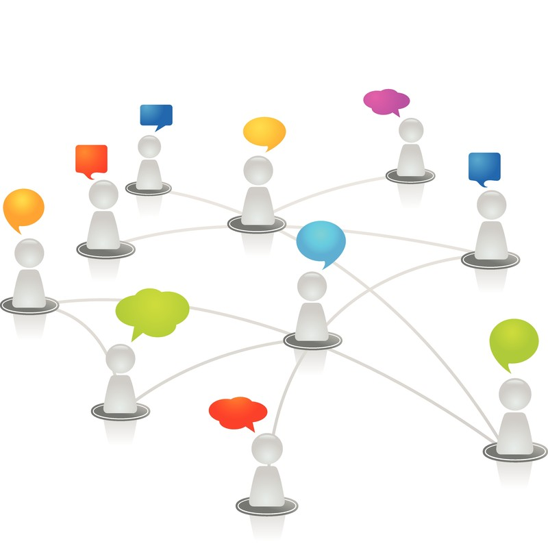 Networks are important - © Can Stock Photo Inc. / marish