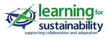Learning for Sustainability web portal